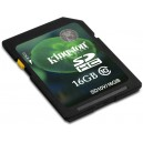 Kingston 16Gb SDHC clase 10.