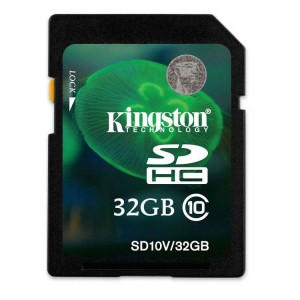 SD10V/32GB.
