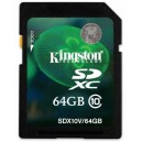 Kingston 64Gb SDXC clase 10.