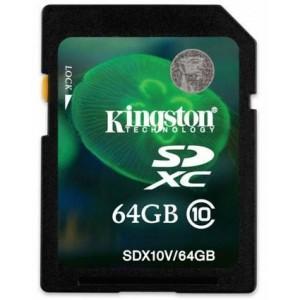 SDX10V/64GB.