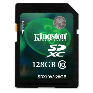 SDX10V/128GB.