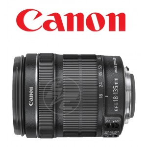 Canon EF-S 3,5-5,6 / 18-135 IS STM.