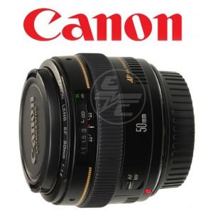 Canon EF USM 1,4/50.