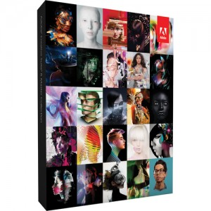 Adobe® Creative Suite® 6 Master Collection.