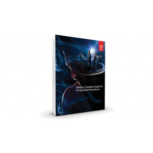 Adobe® Creative Suite® 6 Production Premium