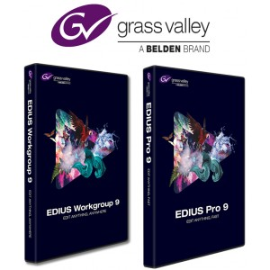 EDIUS Pro 9 / Pro 9 Workgroup