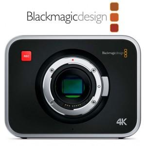Blackmagic Produc Camera 4K EF