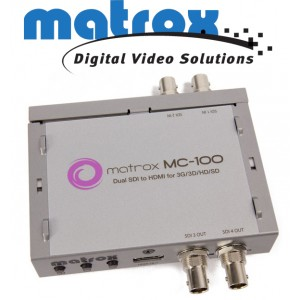 MC-100 Mini Converter