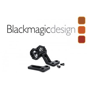 Adaptador Blackmagic UrsaMini Mic Mount