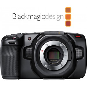 BMC Pocket Cinema Camera 4K